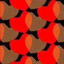 9335   heart pattern