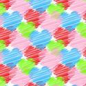 10864   holidays scribble heart wallpaper