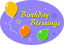 9336   hols birthday blessings