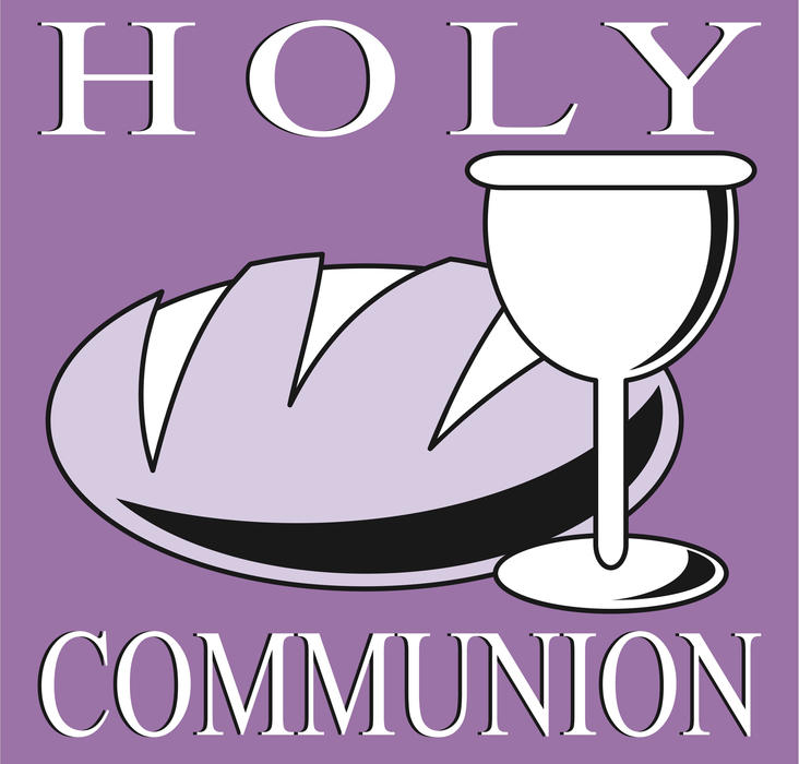 <p>Holy Communion Clip Art Illustration.</p>