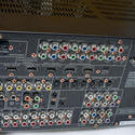11108   Close up Black Home Theater Panel