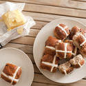 11788   plate of hotcross buns