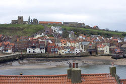 7851   Iconic view of Whitby