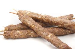 8442   Spicy kofta kebabs