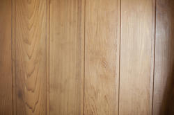 10925   Close Up of Laminate Wood Paneling