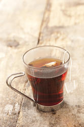 11603   Fresh Brewed Black Tea in Glass