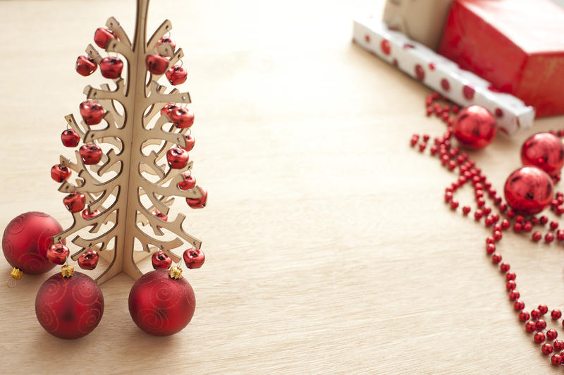 11692   Modern Christmas decorations