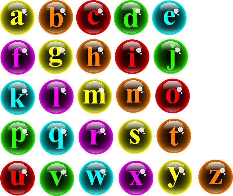 Image Result For E Bubble Letter
