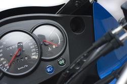 11136   Gauges on a motorbike