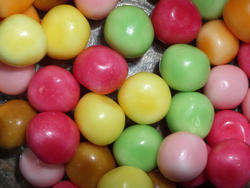 8703   multi colored candy sweets treats
