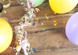 11467   Festive party backdrop