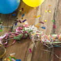 stock image 11399   Party decoration background