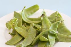 8506   Fresh sugarsnap peas