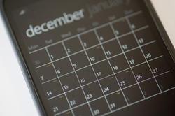 10826   Calendar Application on a Modern Mobile Phone