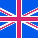 9069   pink blue union jack