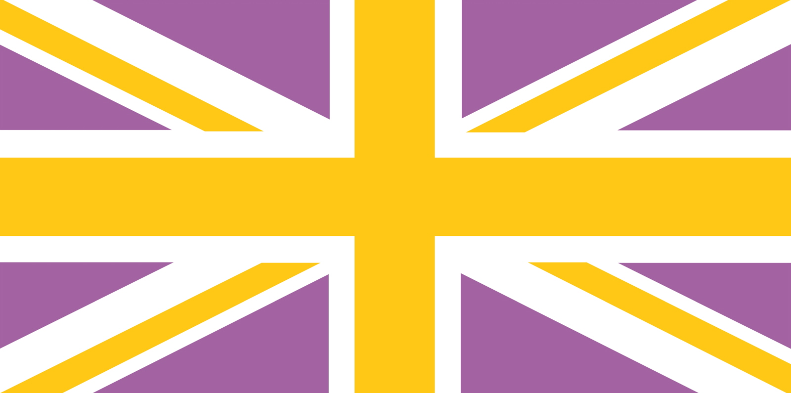 Free Stock Photo 9346 purple yellow union jack | freeimageslive