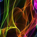 9029   rainbow flame banner002