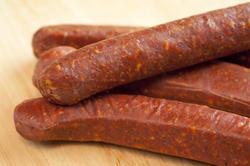 11799   four chorizo smoked sausages
