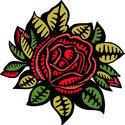 11019   red rose
