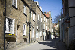 7964   Street in Robin Hoods Bay