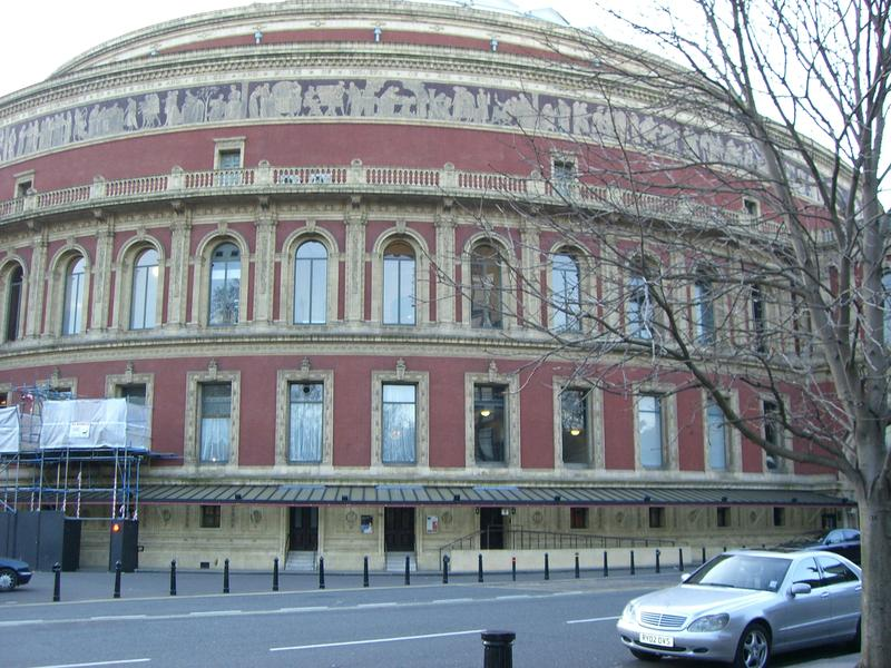 <p>royal albert hall, london</p>