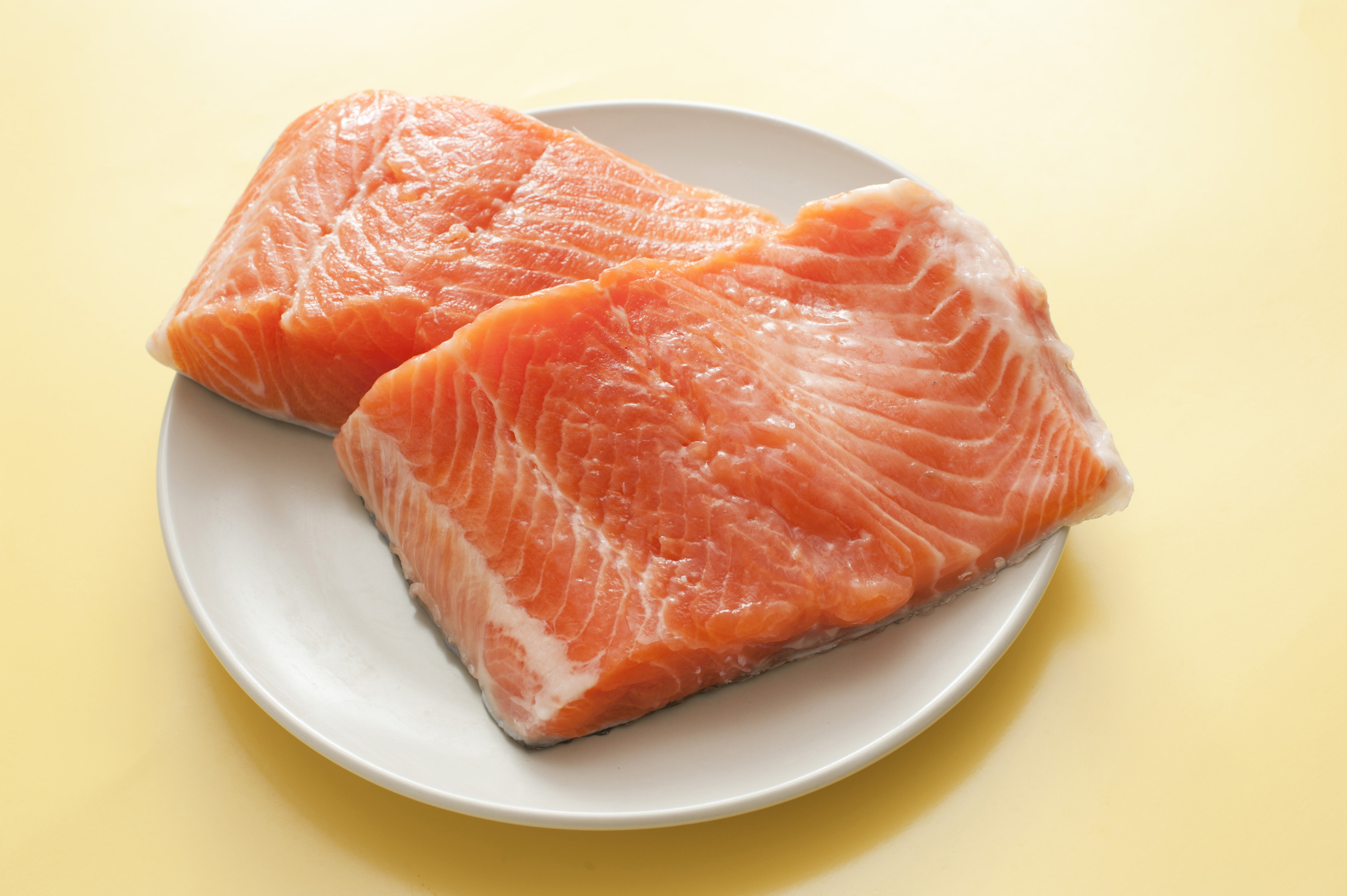 Salmon fish meat images galleries for Is fish meat