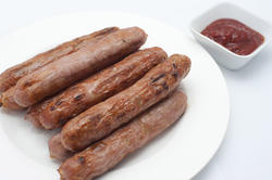 8516   Grilled spicy sausages