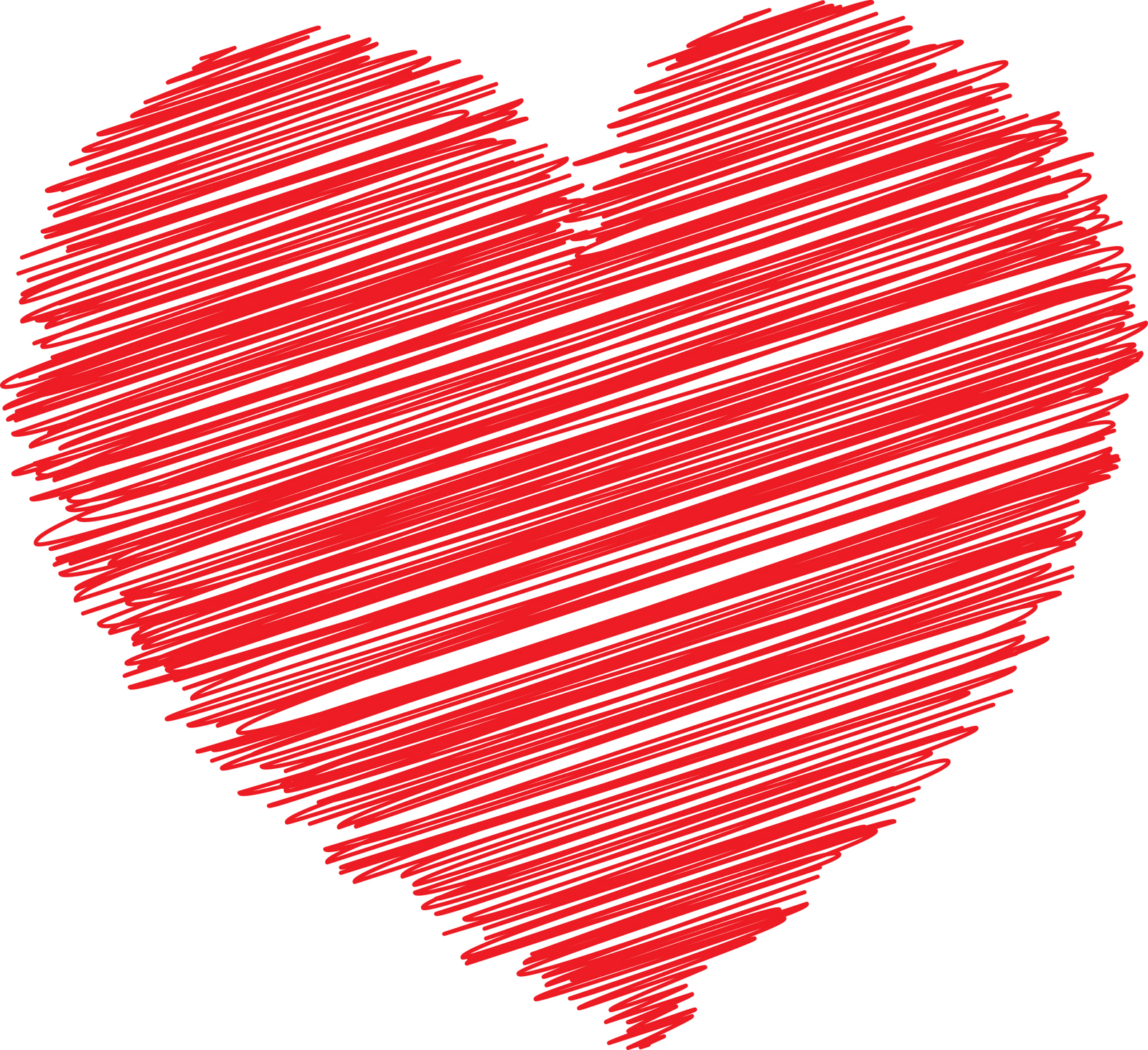 Scribble Drawing Uk : Free stock photo scribble heart freeimageslive