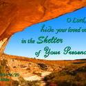 11581   Sheltered in God's Presence