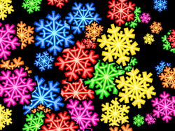 9501   snowflake wallpaper