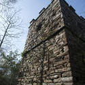 8720   Old historical stone folly