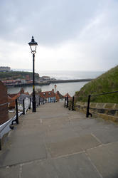 7995   View from the Church steps in Whitby
