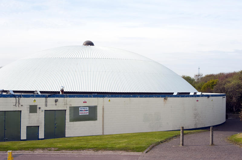 7781 Dome Theatre, Morecambe
