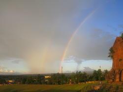 9536   twin rainbow