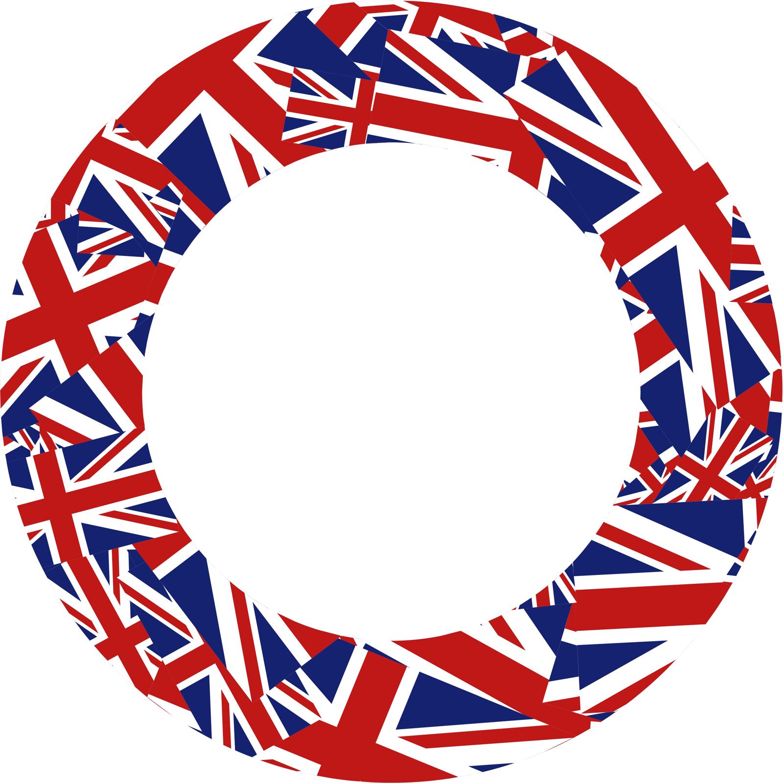 Free stock photo 9363 union jack round border freeimageslive - Uk flag images free ...