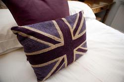 9969   Patriotic British pillow case
