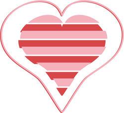 9361   valentine heart