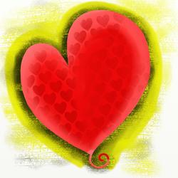 11227   valentine heart 0