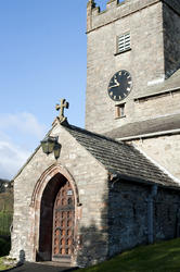 8759   St Michael and All Angel Church in Hawkshead