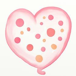9436   whimsical heart