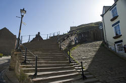 8040   Church stairs in Whitby