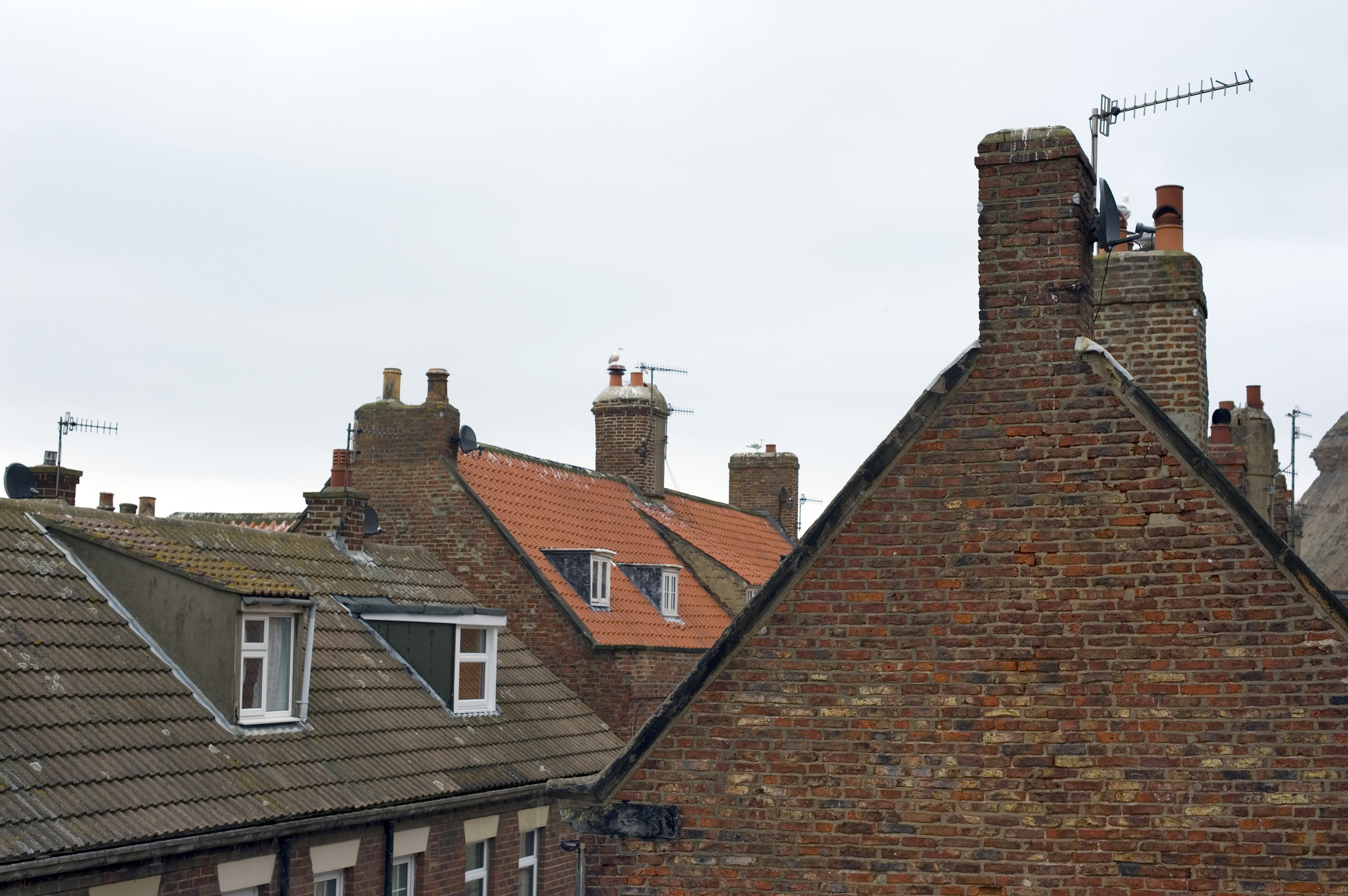 Roofing Whitby Whitby Cottage Roofs With Traditional