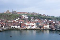 8001   Lower harbour at Whitby