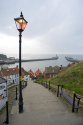 7943   199 Steps church stairs in Whitby
