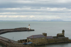 7813   View of Whitehaven harbour
