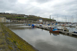 7815   View of Whitehaven harbour