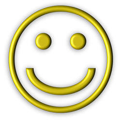 9439   yellow 3d smiley