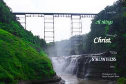 12710   All Things Through Christ