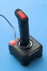 13753   Black arcade joystick