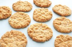 12312   Tasty homemade oatmeal cookies